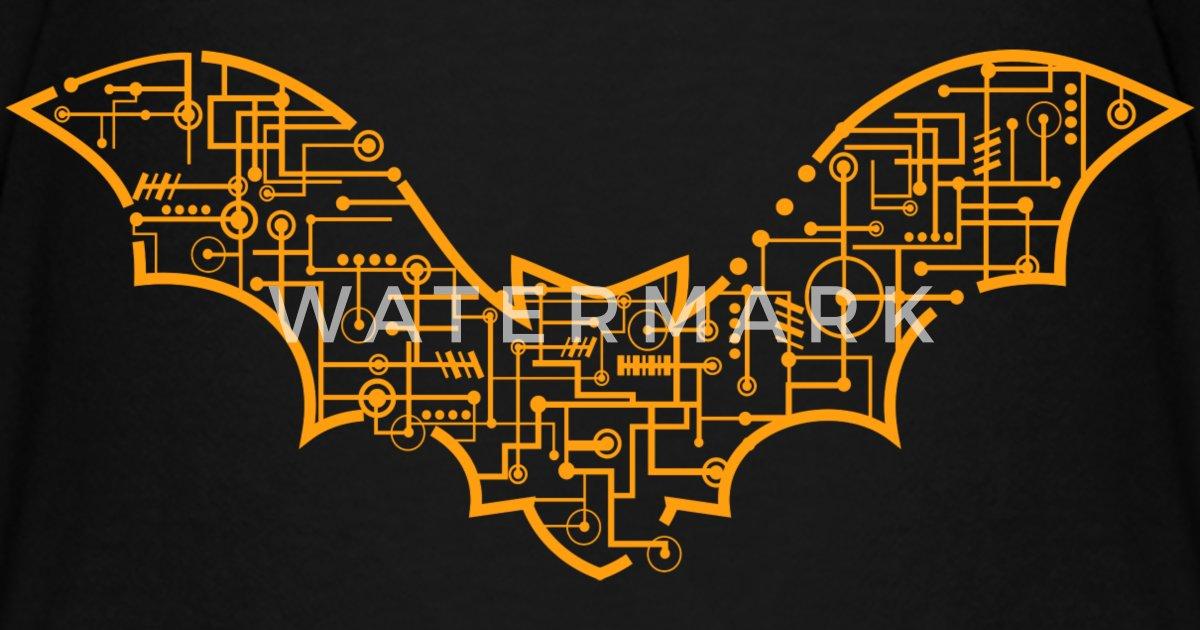 Electric Bat Horror Design Gift Idea Toddler Premium T Shirt Spreadshirt