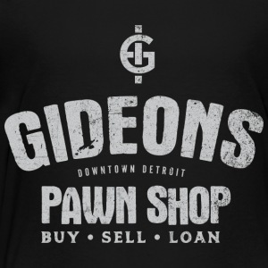 Gideons Pawn Shop - Toddler Premium T-Shirt