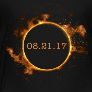 Total Solar Eclipse August 21 2017 - Toddler Premium T-Shirt