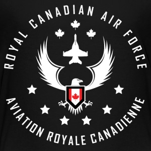 Canadian Air Force Line - Toddler Premium T-Shirt
