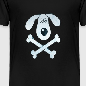 DOG BONE - Toddler Premium T-Shirt