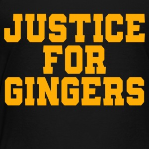 Justice For Ginger - Toddler Premium T-Shirt