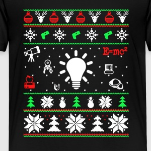 Physics Christmas Shirt - Toddler Premium T-Shirt