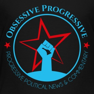 Obsessive Progressive Merch - Toddler Premium T-Shirt
