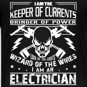 I Am An Electrician Shirts - Toddler Premium T-Shirt