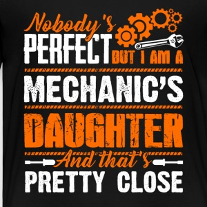 The Mechanic's Daughter Shirt - Toddler Premium T-Shirt