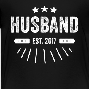 Husband est 2017 - Toddler Premium T-Shirt