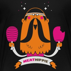 Meat Hippie - Toddler Premium T-Shirt