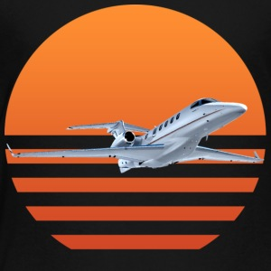 Sunset Jet - Toddler Premium T-Shirt