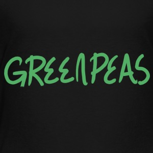 Green Peas - Toddler Premium T-Shirt