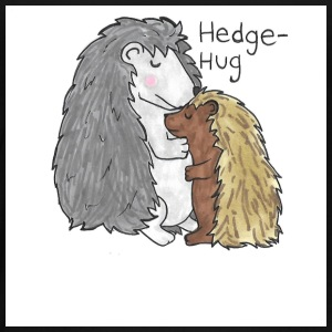 Hedgehug - Toddler Premium T-Shirt