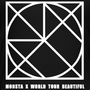 Monsta X Beautiful - Toddler Premium T-Shirt