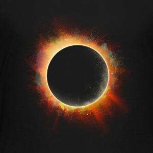 Color Eclipse, Color Total Eclipse - Toddler Premium T-Shirt