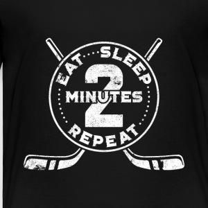 Hockey Shirt Birthday gift - Toddler Premium T-Shirt