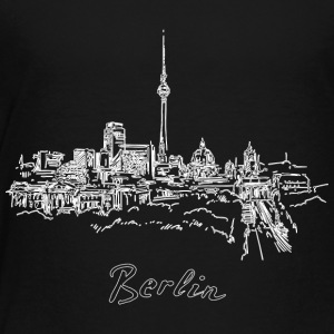 Berlin City - Germany - Toddler Premium T-Shirt
