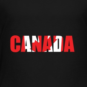 country Canada - Toddler Premium T-Shirt
