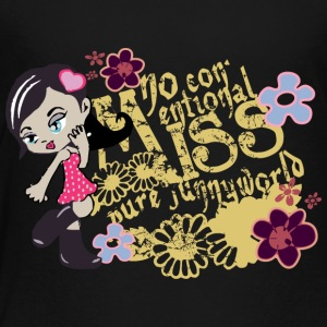 MISS EMOTIONAL - Toddler Premium T-Shirt