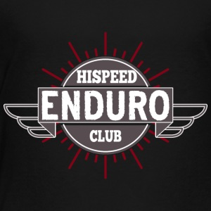 Enduro Hispeed Club - Toddler Premium T-Shirt