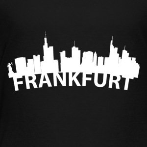 Arc Skyline Of Frankfurt Germany - Toddler Premium T-Shirt