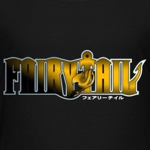Fairy tail Darkness and light logo - Toddler Premium T-Shirt