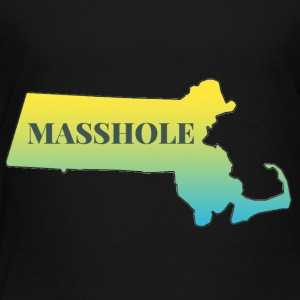 MASSHOLE - Toddler Premium T-Shirt