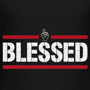 Blessed Tee - Toddler Premium T-Shirt