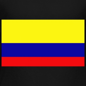 colombia flag 121244963 - Toddler Premium T-Shirt