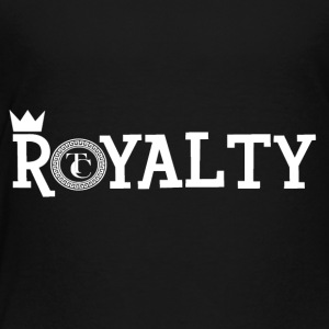 Royalty [WHITE] - Toddler Premium T-Shirt