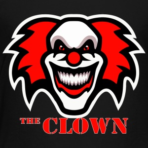 THE CLOWN - Toddler Premium T-Shirt