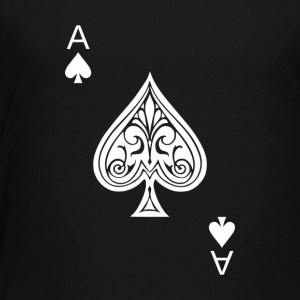 Ace of Spades - Toddler Premium T-Shirt