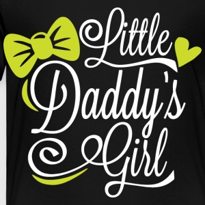 Funny Father Daughter T-Shirts - Toddler Premium T-Shirt