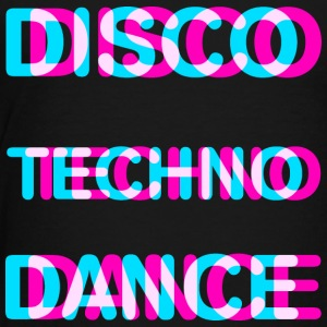 Disco dance techno - Toddler Premium T-Shirt