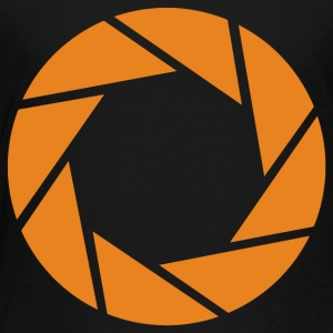 Aperture Science - Orange - Portal - Toddler Premium T-Shirt