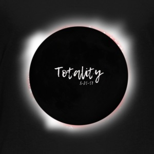 I Saw Totality Total Solar Eclipse Graphic - Toddler Premium T-Shirt