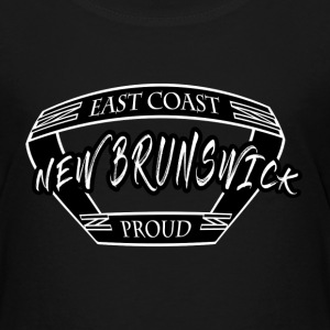 East Coast Proud Banner - Toddler Premium T-Shirt