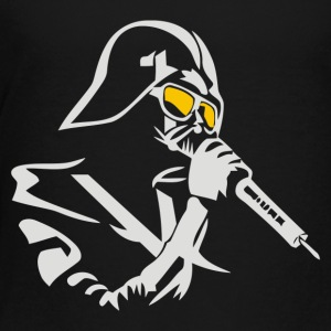 Dark Vador chante starwars - Toddler Premium T-Shirt
