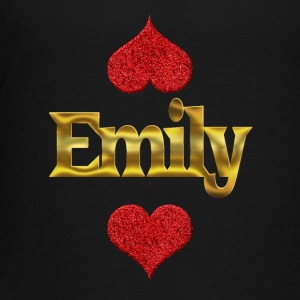 Emily - Toddler Premium T-Shirt