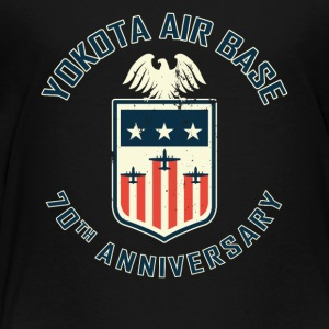 Yokota 70th Anniversary Retro - Toddler Premium T-Shirt