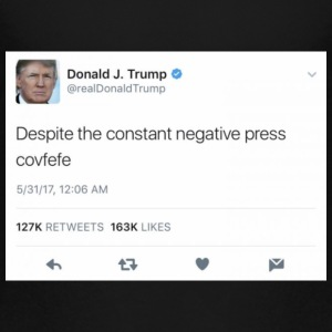 Covfefe Tweet - Toddler Premium T-Shirt