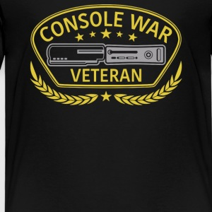 Console War Veteran - Toddler Premium T-Shirt