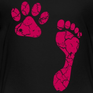 paw - Toddler Premium T-Shirt