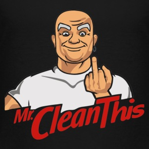 Mr clean this - Toddler Premium T-Shirt