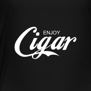 enjoy CIGAR - Toddler Premium T-Shirt