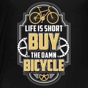 Buy bicycle Biker cycling Gift Present - Toddler Premium T-Shirt