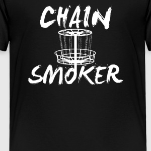 Chain Smoker - Toddler Premium T-Shirt