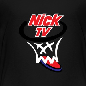 Nick TV - Toddler Premium T-Shirt