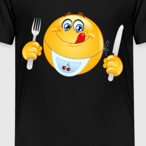 hungry icon - Toddler Premium T-Shirt