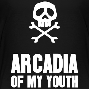 Harlock Arcadia of My Youth