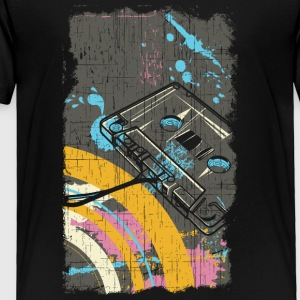 CASsETTE - Toddler Premium T-Shirt