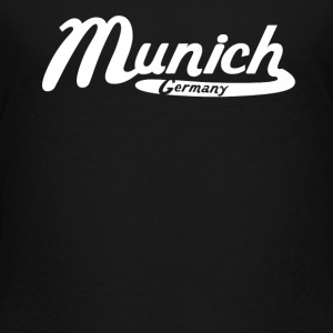 Munich Germany Vintage Logo - Toddler Premium T-Shirt